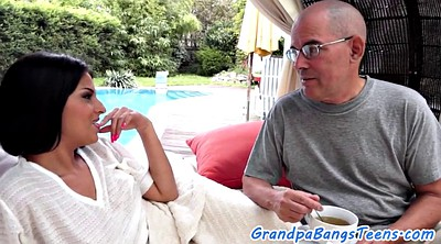 Oldman, Pool, Teen old
