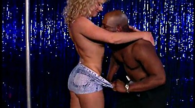 Stripper, Anal interracial