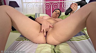 Chubby solo, Solo shaved, Short, Mature chubby, Home alone, Chubby mature
