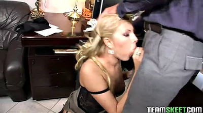 Office anal, Lingerie anal