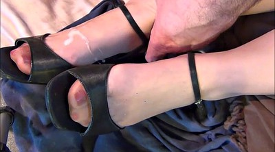 Nylon feet, Nylon foot, Milf stocking, Stocking feet, Foot stocking, Milf feet