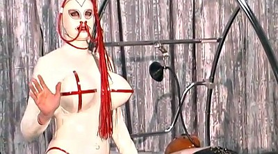 Rubber, Rubber doll, Doll, Latex bondage