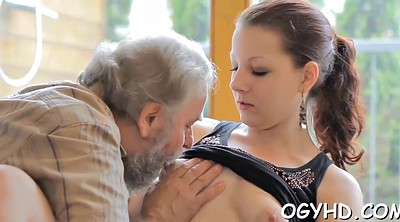 Young pussy, Granny amateur