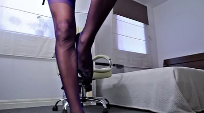 Stocking, Heels, High heels fetish
