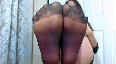 Stocking, Stocking foot, Pov foot
