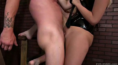 Bdsm, Ass to pussy, Mistress femdom, Jenna, Tongues, Ass slave