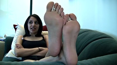 Indian solo, Feet solo