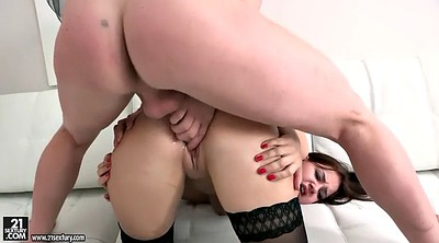 Deep throat, Blacked anal, Gape anal