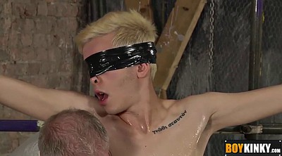 Blindfolded, Tied