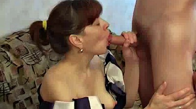 Housewife, Russian milf