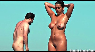 Nudist, Video, Spy cam, Nudist beach, Hd video