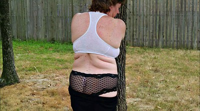 Matures, Outside, Nudes, Mature hairy