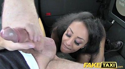 Fake, Black girls, Young girl, Ebony taxi