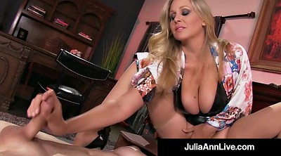Julia ann, Anne, Julia, Busty milf