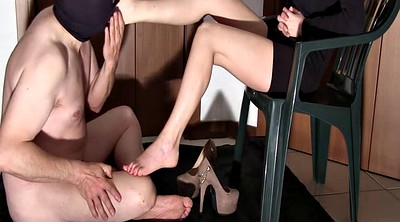 Foot, Shoes, Foot femdom