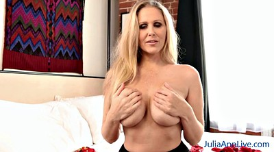 Julia ann, Stocking, Julia, Show, Sexy stockings, Stockings milfs
