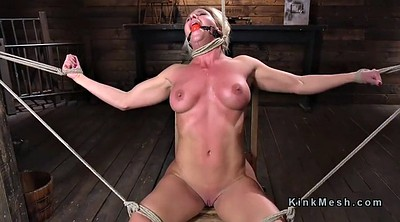 Whipping, Hogtied
