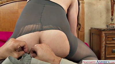 Pantyhose, Fat amateur