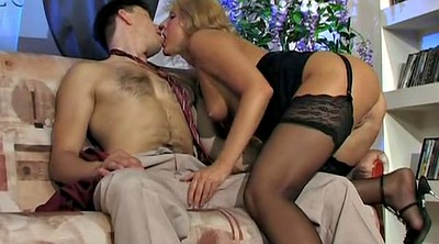Cougar, Russian mature, Mature mommy