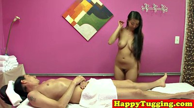 Asian massage, Massage handjob