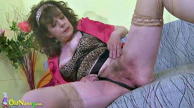 Hairy mature, Czech mature