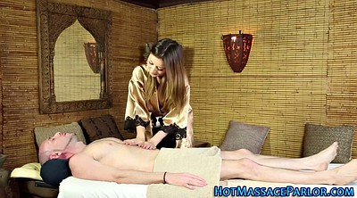 Handjob massage