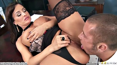 Lisa ann, Anal office