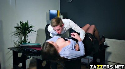 Danny d, Danny, Spreading pussy, Office fucking