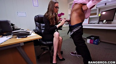 Office sex, Interracial missionary