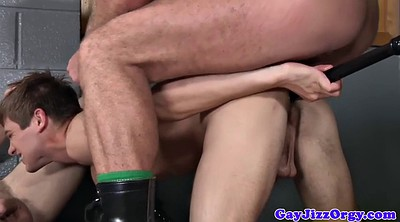 Drink, Group, Suck, Anal toy , Big toy