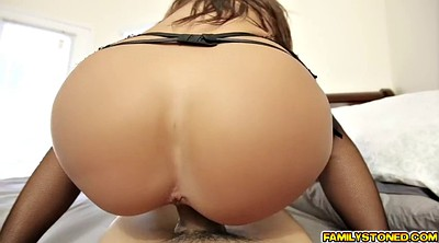 Screwed, Step dad, Shaved pussy