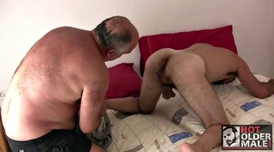Bear, Mature blowjob, Latino, Mature kiss, Bear gay, Latino gay