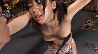 Rope, Roped, Asian spanking