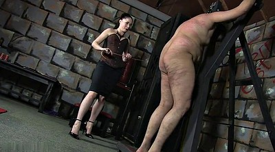 Spanking, Caning, Mistress, Male, Caned