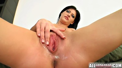 Creampie in pussy, Big pussy creampie