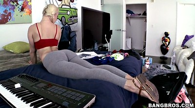 Big ass solo, Anikka albrite