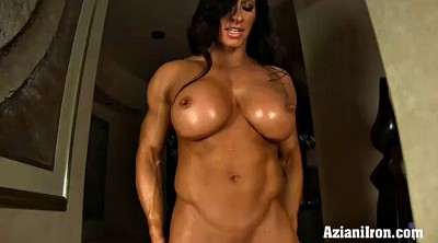 Muscle clit, Angela, Muscle