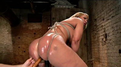 Tied, Blonde tied, Tie, Tied bdsm, Mature bdsm, Bbw bondage
