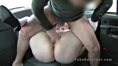 Taxi, Rimming, Fake taxi, Big tits taxi
