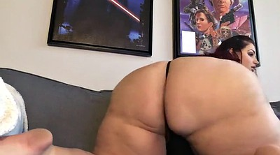 Big butt latina, Bbw latina solo