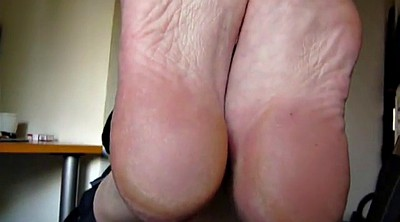 Mature feet, Mature foot, Smelly feet, Smelly foot, Smelly, Mature face