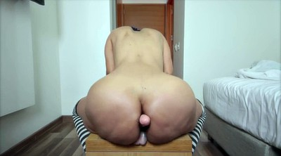 Mature anal, Tease, Anal toys solo