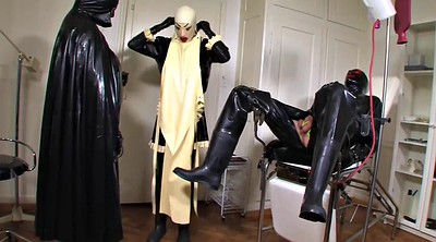 Sex slave, Latex slave, Cock torture