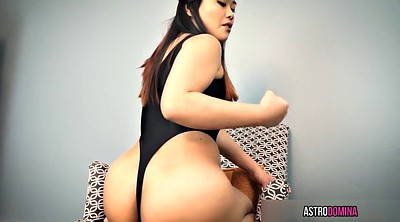 Asian femdom, Instructions