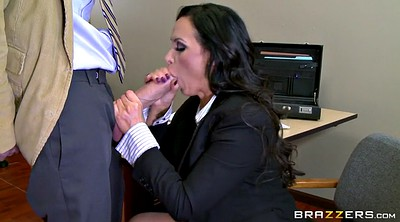 Danny d, Nikki benz, Milf office