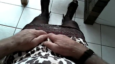 Crossdresser, Nylon