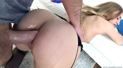 Rimjob, Hairy anal