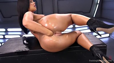 Solo anal, Roxy