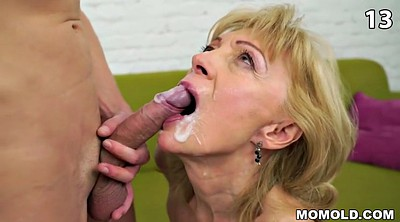 Old and young, Cum compilation