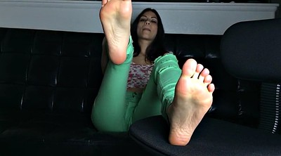 Milf feet, Foot sole